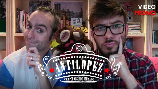 Antilopez en Madrid · Video Promo ::
